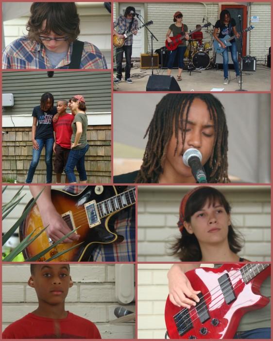 Charlie Belle Band Austin