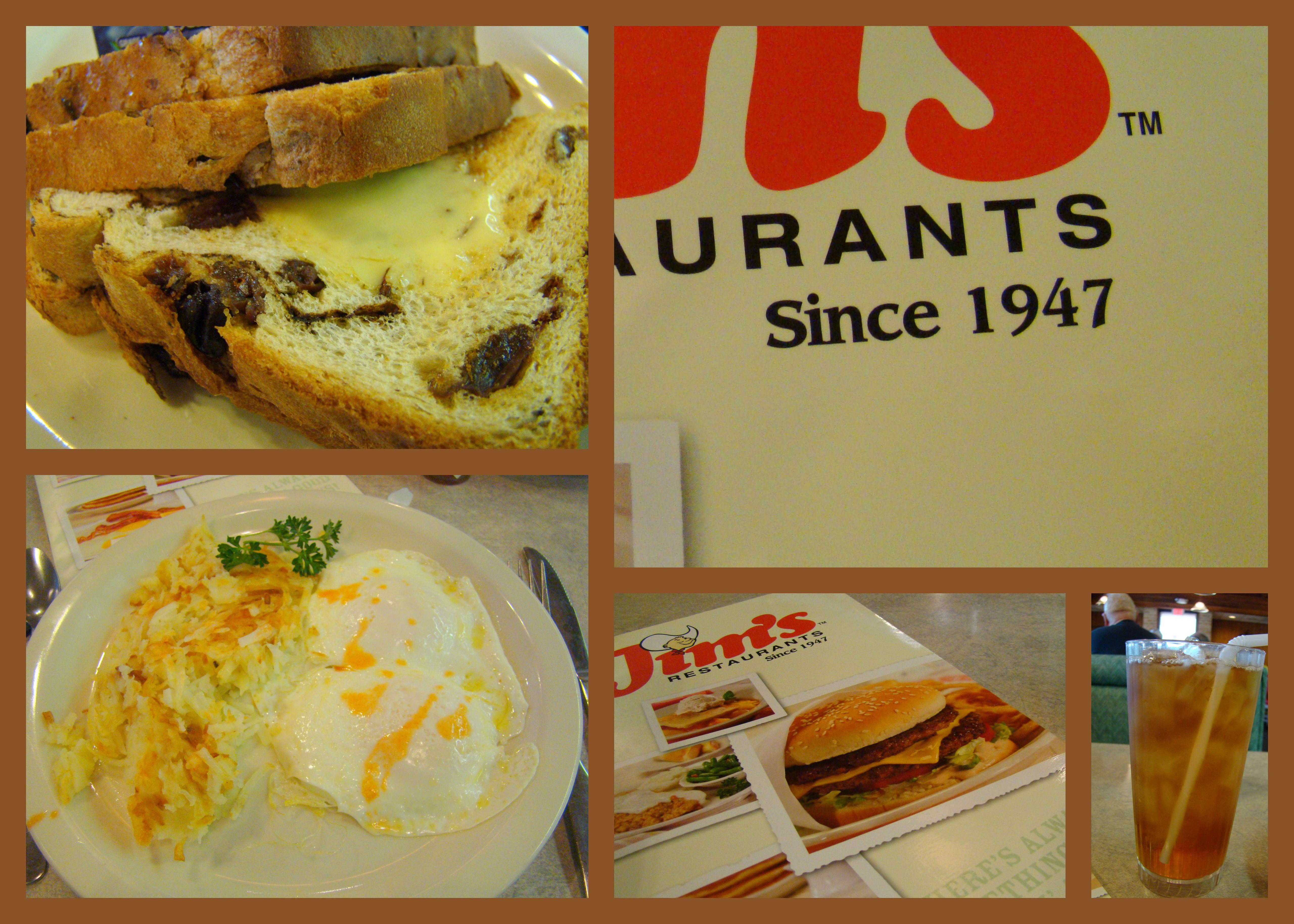 Jims Restaurant Menu Austin