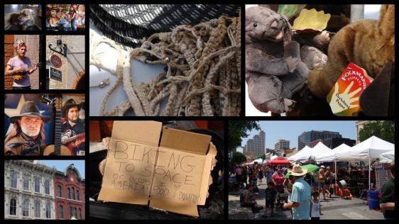 Pecan Street Festival 2012  on A is 4 Austin
