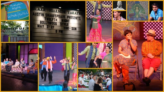 Austin Shakespeare Twelfth Night in Zilker Park Austin Texas