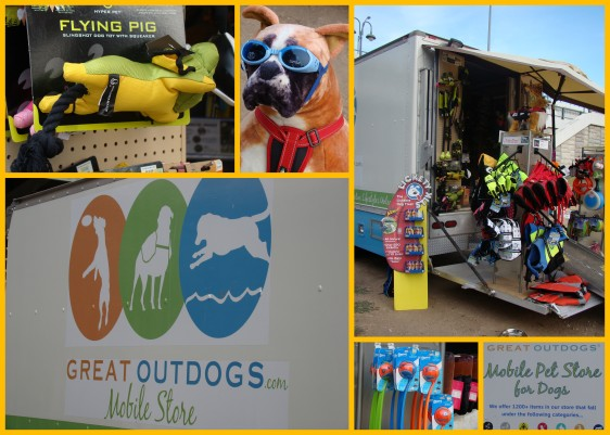Great Outdogs Austin Texas Mobile Dog Supply Truck
