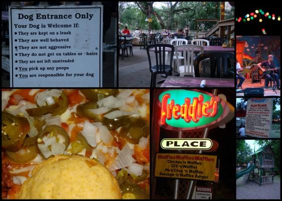 Freddie's Place in Austin on Ais4Austin.com