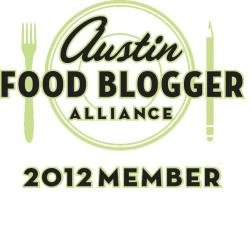 Austin Food Blogger Alliance Member