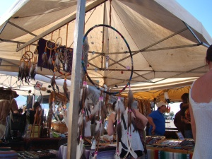 Austin PowWow 2012 Dream Catchers