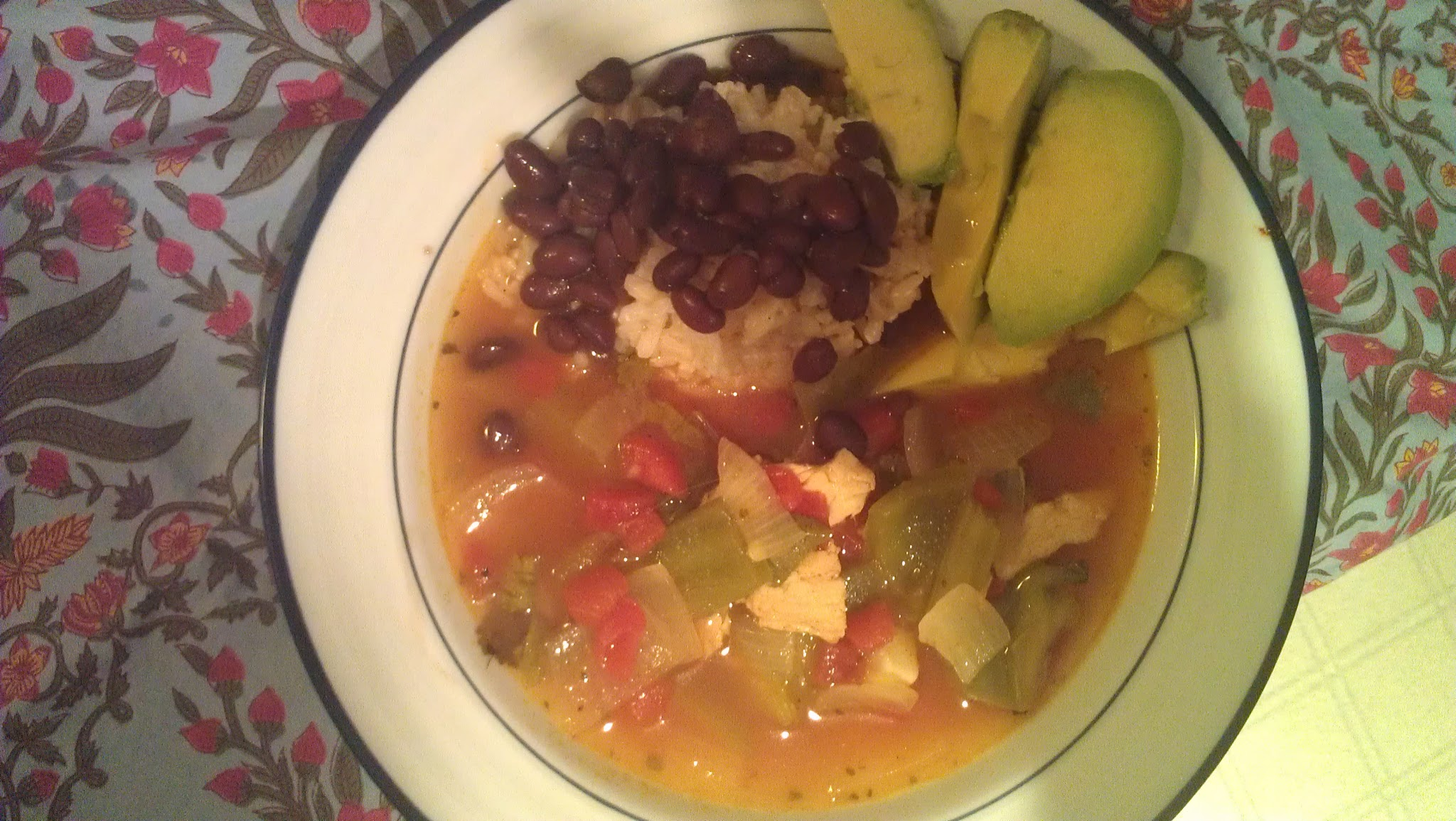 Vegetarian Tortilla Soup on Taste of Austin Tuesday | A is ...