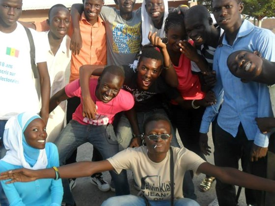 Hope for Senegal kids