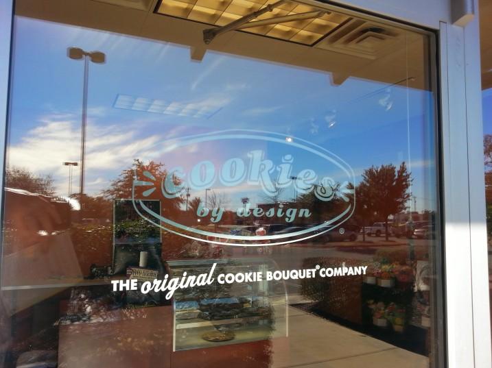 Cookies by Design Window