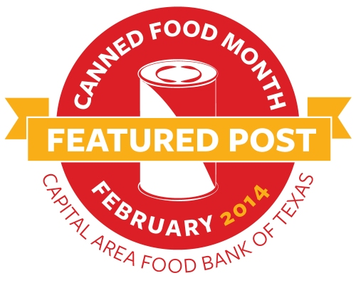Canned Food Month Featured Blog