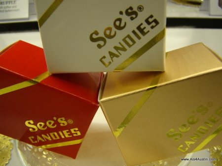See's Boxed Chocolates