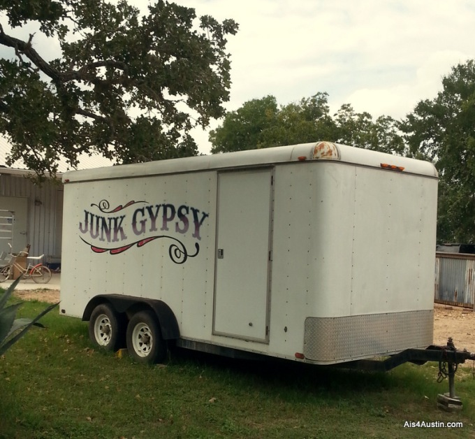 Junk Gypsies Trailer