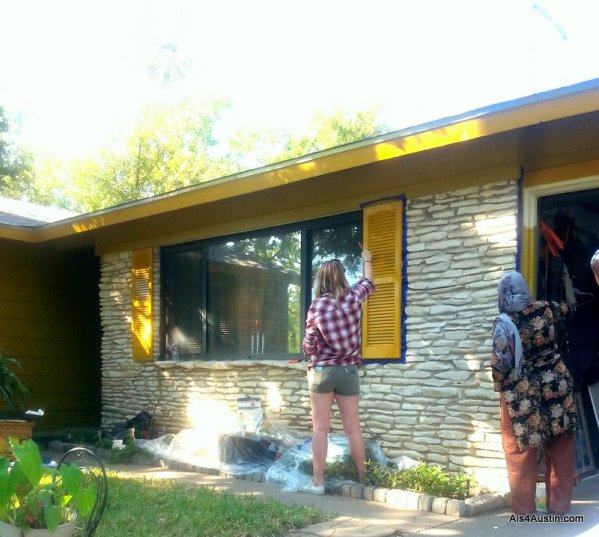 iACT Hands on Homes project Austin