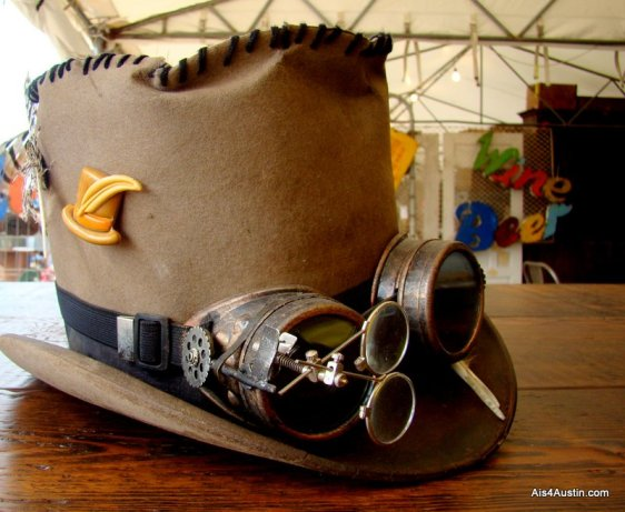 4-Steampunk Hat
