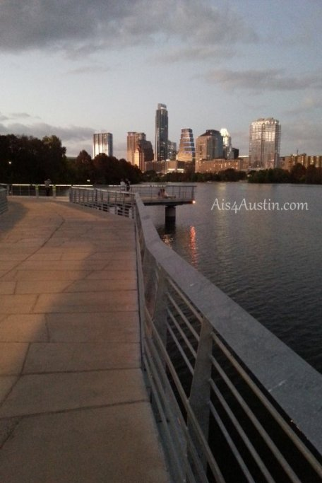 Boardwalk in Austin Texas