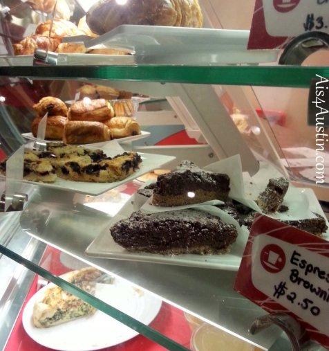 Lavazza pastries