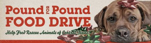 Pound for Pound Food Drive